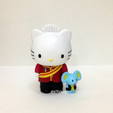 7-11 HK Sanrio 40th Anniversary Hello Kitty & Friends Hello Party Figurine Daniel