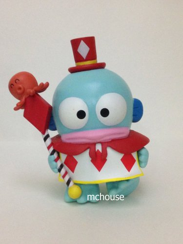 7-11 HK Sanrio 40th Anniversary Hello Kitty & Friends Hello Party Figurine Hangyodon