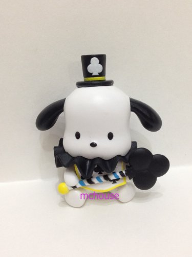 7-11 HK Sanrio 40th Anniversary Hello Kitty & Friends Hello Party Figurine Pochacco