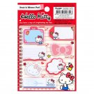 Sanrio Hello Kitty Mini Post-it Memo Pad