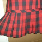 TRACY EVANS LIMITED MINI SKIRT Sz 13 EUC