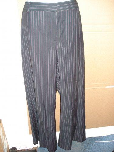 APOSTROPHE BLACK PANTS Sz 16 EUC