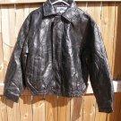 Leather Jacket Mens Meduim