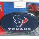 Houston Texans Plastic Trailer Hitch Cover