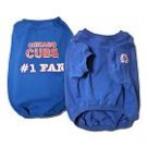 Chicago Cubs Doggie Jersey