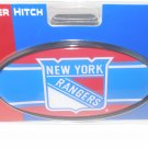New York Rangers Plastic Trailer Hitch Cover