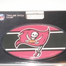 Tampa Bay Bucaneers Plastic Trailer Hitch Cover