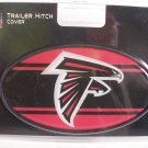 Atlanta Falcons Plastic Trailer Hitch Cover