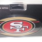 San Francisco 49ers Plastic Trailer Hitch Cover