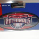 Washington Nationals Plastic Trailer Hitch Cover