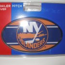 New York Islanders Plastic Trailer Hitch Cover