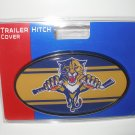 Florida Panthers Plastic Trailer Hitch Cover