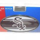 Chicago White Sox Plastic Trailer Hitch Cover
