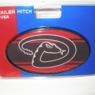 Arizona Diamondbacks Plastic Trailer Hitch Cover