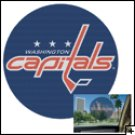 "Washington Capitals 12"" Perforated Decal"