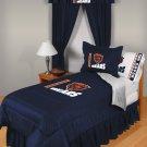 Chicago Bears Locker Room 8 pce Bedding Set-Queen