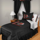 Cincinnati Bengals Locker Room 7 pce Bedding Set-Twin