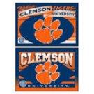 Clemson University 2 pk Fridge Magnets