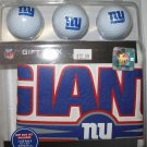 New York Giants Golf Set
