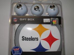 Pittsburgh Steelers Golf Set
