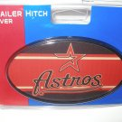Houston Astros Plastic Trailer Hitch Cover