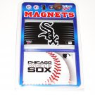 Chicago White Sox 2 pk Magnets