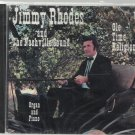 Jimmy Rhodes And The Nashville Sound - Old Time Religion -  Sealed CD