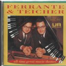 Ferrante & Teicher - All Time Great Movie Themes - Pop CD