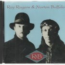 Roy Rogers & Norton Buffalo - R&B- Blues  CD