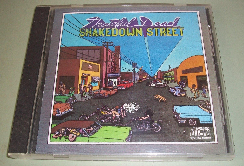 Grateful Dead - Shakedown Street - Rock / Pop CD