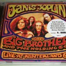 Janis Joplin with Big Brother - Live At Winterland 68 - Rock / Pop CD