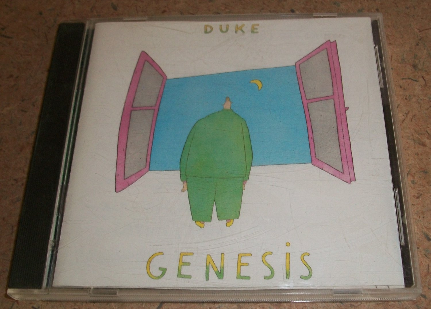 Genesis Phil Collins - Duke - Pop / Rock CD