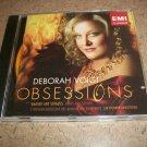 Deborah Voigt - Obsessions - Classical CD