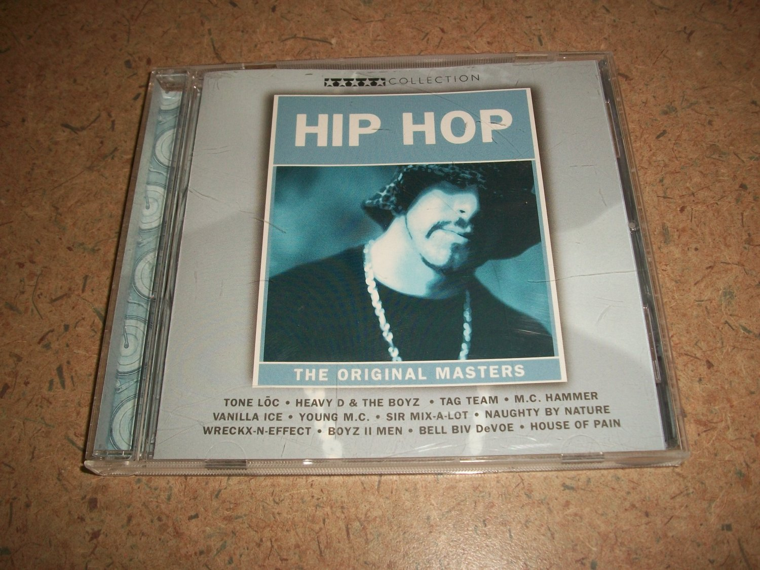 Various Artist - The Original Masters - Hip Hop CD's