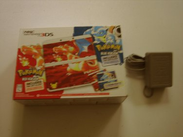 Nintendo New 3DS Pokemon 20th Anniversary Edition!