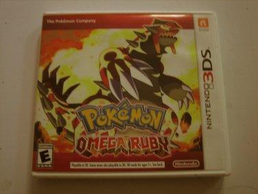 Pokemon Omega Ruby (Complete)