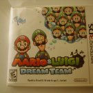 Mario & Luigi Dream Team Original Print (Complete)