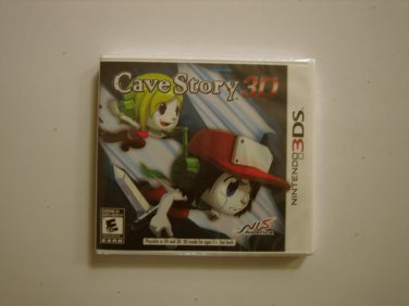 Cave Story  3ds (New)