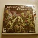 Fire Emblem Fates: Conquest (Nintendo 3DS) 2DS   (Complete)