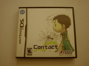 Contact 3ds/ds  (Complete)