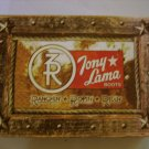 NEW Tony Lama Boots Womens Buckaroo Boots Sz 7B Beige Mustang/Wht Baron Calf