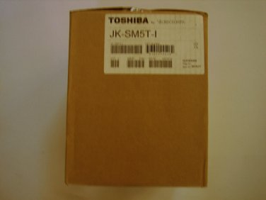 NEW Toshiba Jk-sm5c-i Indoor Housing With Clear Dome