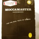 NEW Moccamaster 39730 15-Cup Coffee Brewer w/Glass Carafe, Brushed Silver