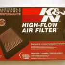 New K&N 33-2967 Replacement Air Filter