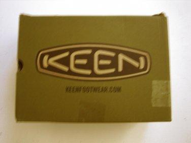 NEW KEEN Women's Arroyo II Multi-Sport Shoes Size 7 Chocolate/Sap Green