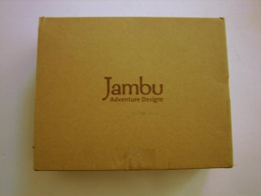 NEW Jambu Women's San Fran Spectator Shoes Size 9.5 Brown