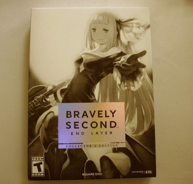 Bravely Second Collector's Edition (Complete)