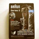 Braun FlexMotionTec Series 5 5040s Premium Shaver Wet & Dry