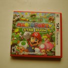 Mario Party: Star Rush (Nintendo 3DS, 2016) (Complete)