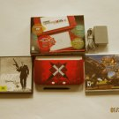 Red Nintendo New 3ds xl w Monster Hunter IV  & More!!!